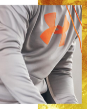 Under Armour's Versatile brand logo Image