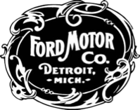 Ford logo and staying up to date